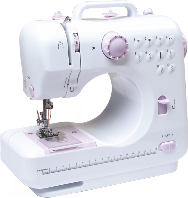 Tailor's Choice SM505 Electric Sewing Machine( Built-in Stitches 10)