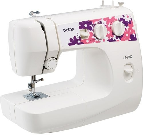 Brother LS-2000 Electric Sewing Machine( Built-in Stitches 2)