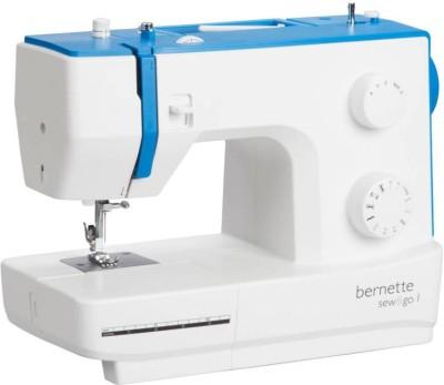 Bernette Sew & Go 1 Electric Sewing Machine( Built-in Stitches 10)
