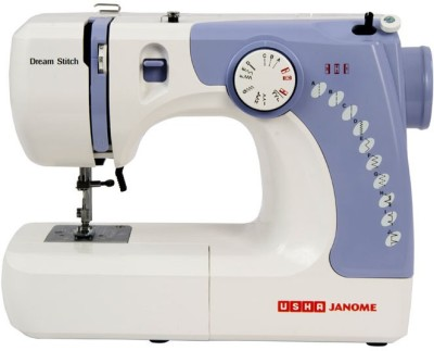 Usha Dream Electric Sewing Machine( Built-in Stitches 7)