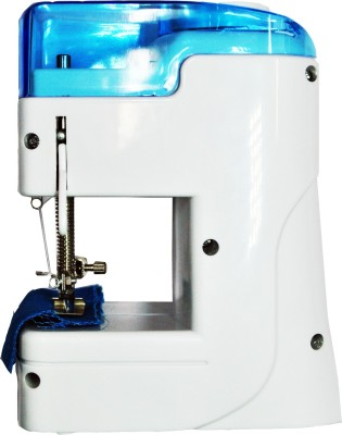 Selvel Mini Portable Cordless Electric With Reverse Sewing And Led Light As Seen On Tv S-988 Electric Sewing Machine