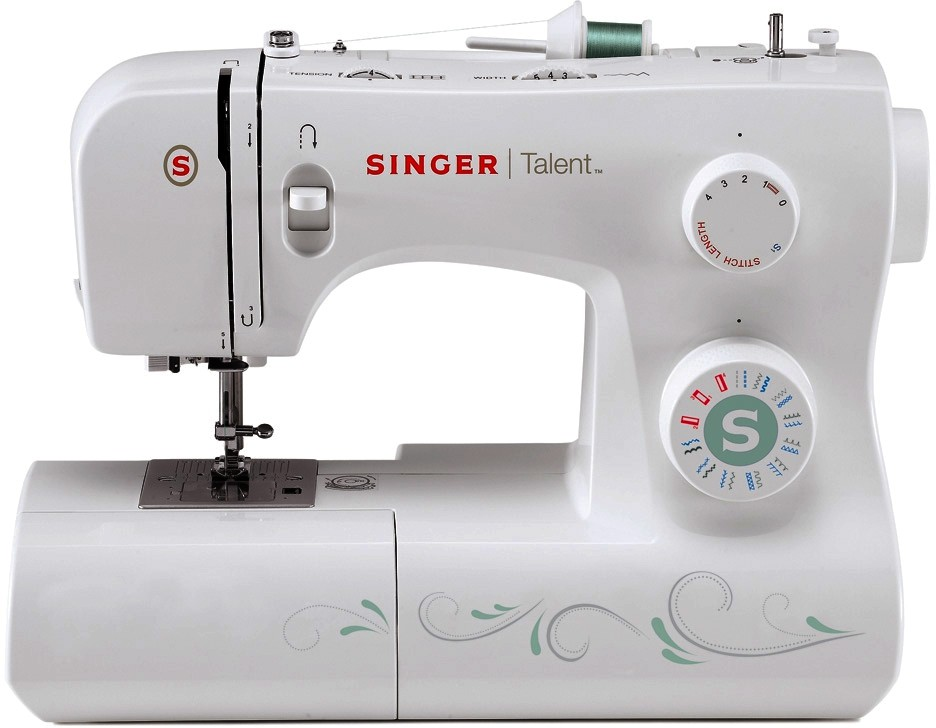 Singer Talent Fm3321 Electric Sewing Machine Price In India 03 Apr 2018 | Compare Singer Talent ...