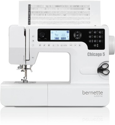 Bernette Chicago 5 Computerised Sewing Machine