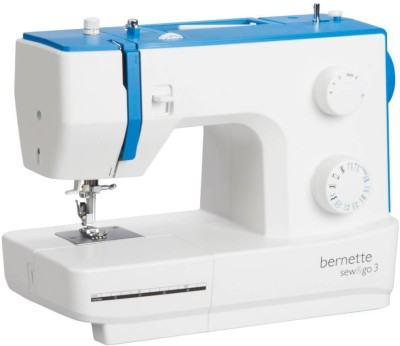 Bernette Sew & Go 3 Electric Sewing Machine( Built-in Stitches 19)