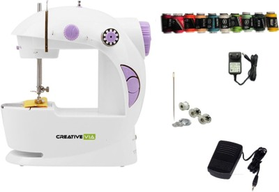 CreativeVia Electric Electric Sewing Machine( Built-in Stitches 1)