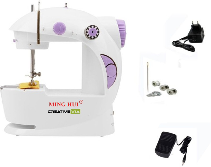 View Creative Via Electric Electric Sewing Machine( Built-in Stitches 1) Home Appliances Price Online(Creative Via)