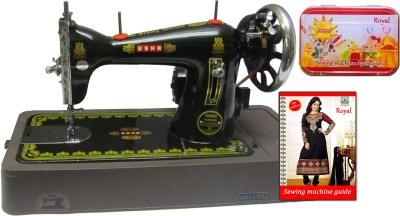 Usha Ladies Electric Sewing Machine (With Royal Accessories)