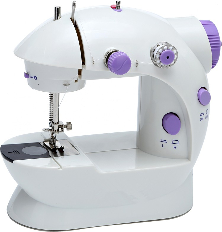 Shrih Multifunctional Double Stitches Electric Sewing Machine( Built-in Stitches 30)
