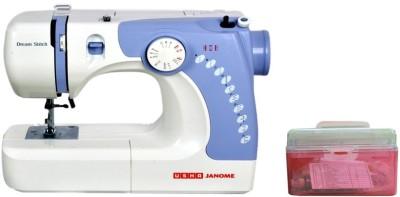Usha Dream Stitch (Kit) Electric Sewing Machine( Built-in Stitches 57)