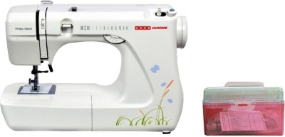 Usha Prima Stitch (Kit) Electric Sewing Machine( Built-in Stitches 57)