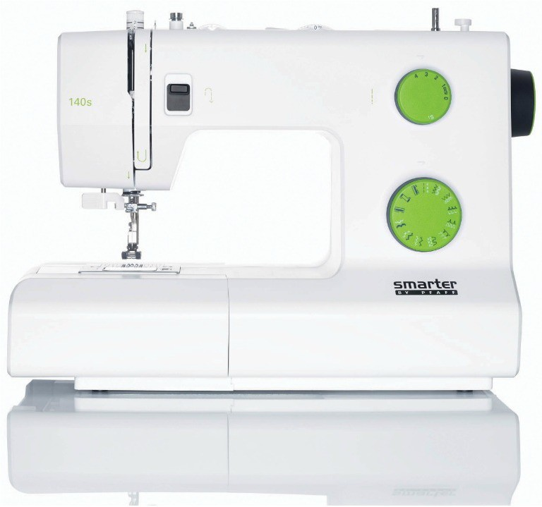 View PFAFF Smarter 140s Electric Sewing Machine( Built-in Stitches 21) Home Appliances Price Online(PFAFF)