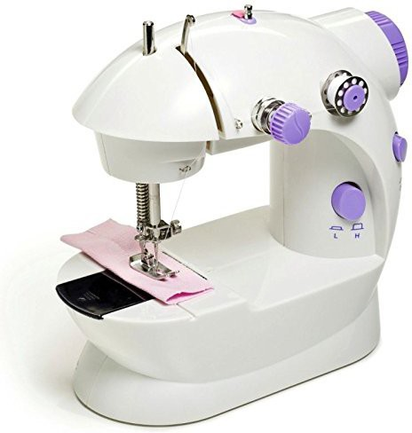 Shopo 4 in 1 Mini Electric Power mode Electric Sewing Machine( Built-in Stitches 1)