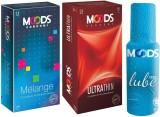 Moods Melange & Ultrathin Combo 1 with L...