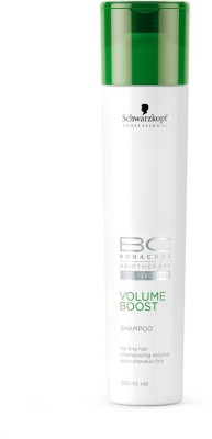 Schwarzkopf Professional BC Hair Therapy Volume Boost