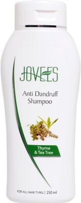 Jovees Herbal Thyme & Tea Tree Anti Dandruff Shampoo