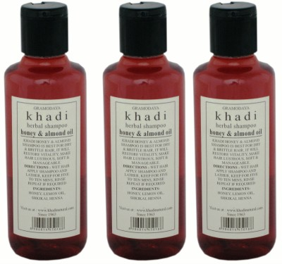 Khadi Honey & Almond Oil