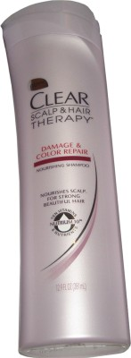 Clear Scalp And Hair Beauty Damage And Color Repair Nourishing Shampoo