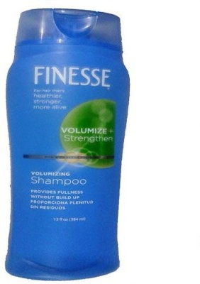 Finesse Volume+Strengthen Shampoo
