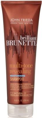John Frieda brilliant brunette moisturising multi tone Shampoo