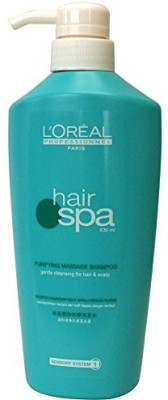 L, Oreal Paris Professionnel Hair Spa Purifying Shampoo