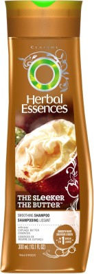 Herbal Essences The Sleeker Butter Smoothing Shampoo
