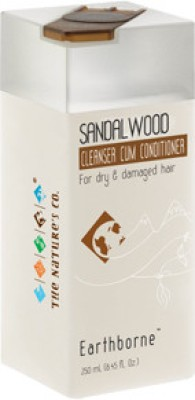 The Nature's Co Sandalwood Hair Cleanser Cum Conditioner