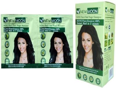 Telebrands Telebrands New Moon Noni Black Hair Magic Shampoo
