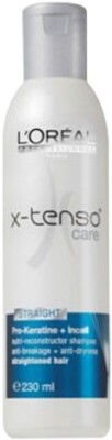 L,Oreal Paris Professionnel X-tenso Care Straight Shampoo (230 ml)