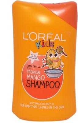 L'Oreal Paris tropical Mango Kids(249 ml) at flipkart