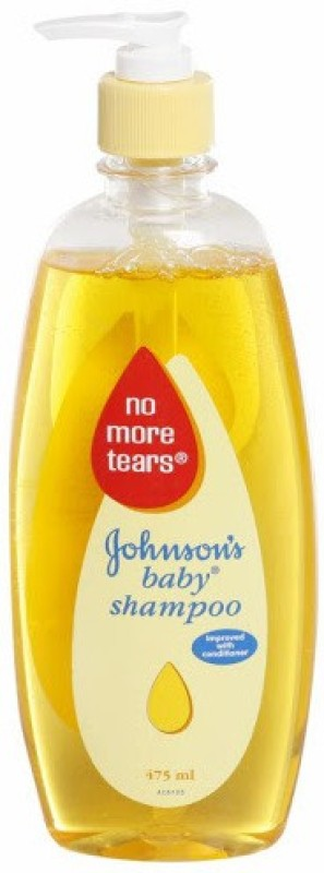 Johnson & Johnson No Tear Shampoo(475 ml)
