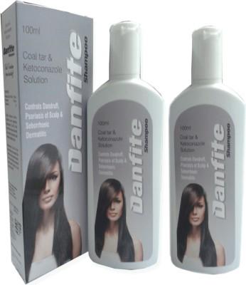 Ektek Danfite Shampoo (Herbal Anti Dandruff)