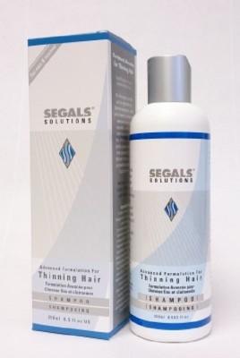 Segals Solutions Advanced Thinning Hair Shampoo