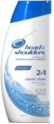 Head & Shoulders 2 in 1 Classic Clean