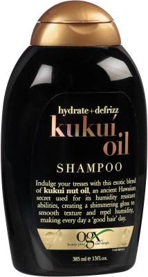 Ogx Hydrate & Defrizz + Kukui Oil ( Organic ) Shampoo