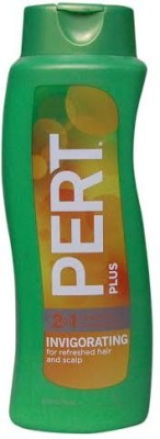 PERT 2 IN 1 SHAMPOO & CONDITIONER FOR REFRESHED HAIR AND SCALP