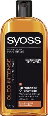 Syoss Oleo intense thermo care keratin shampoo