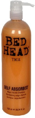 TIGI Bed Head Self Absorbed Mega Nutrient Shampoo