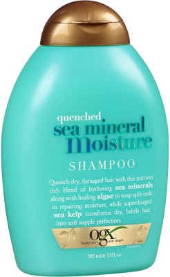 Ogx Quenched Sea Minerals ( Organic ) Shampoo