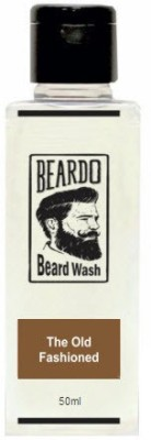 Beardo The Old Fashioned Beard Wash