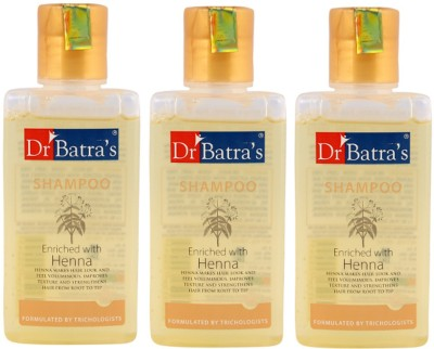 Dr Batra Normal Shampoo