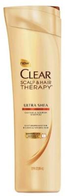 Clear Scalp And Hair Beauty Ultra Shea Cleanse And Nourish Shampoo