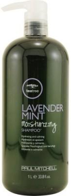 Paul Mitchell Lavender Mint Moisturizing Shampoo, Hydrating And Calming