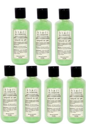 Khadi Herbal Aloevera Shampoo with Conditioner