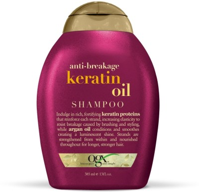 Organix Org Anti-Breakage Keratin Oil Shampoo