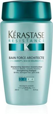 Keratase Bain - Force Architecte (Erosion Level - (1-2) Shampoo Made In Spain (Imported)
