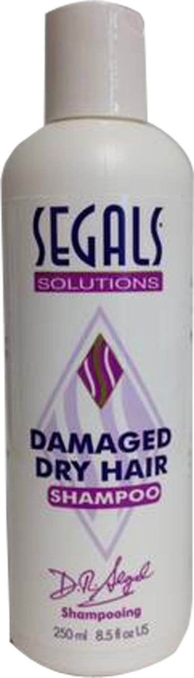 Segals Solutions Damaged / Dry Hair Shampoo(250 ml)