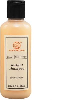 Khadi Natural Walnut Shampoo