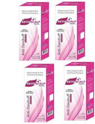 Ketoscalp Anti-Dandruff Shampoo