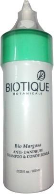 Biotique Botanicals Bio Margosa Anti - Dandruff Shampoo & Conditioner