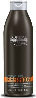 L,Oreal Paris densifying shampoo for thining hair made in spain